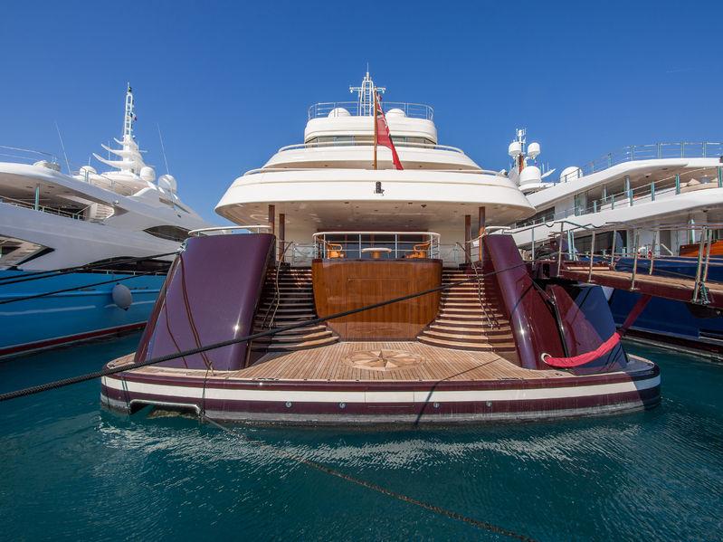 South Florida Event Venues Super Yacht Event