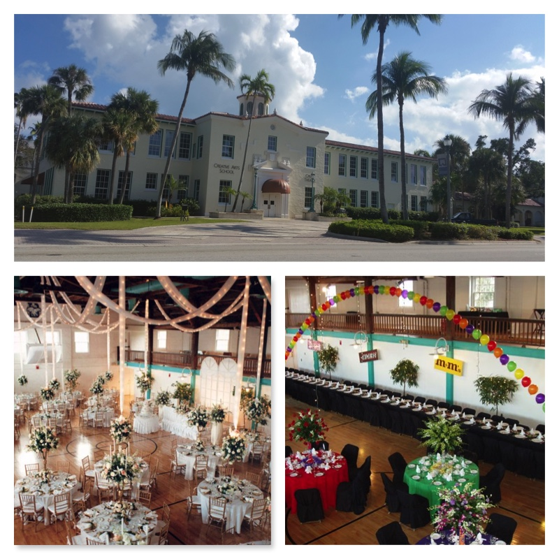 South Florida Event Venues Old School Square
